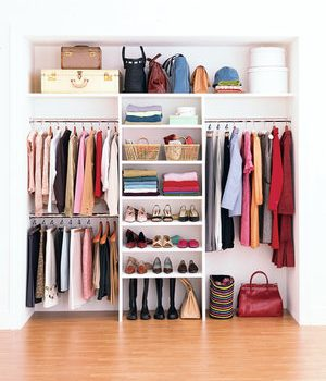 Tips to Maximize Tight Closet Space