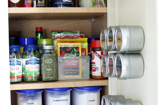Best Way to Organize Your Kitchen Pantry